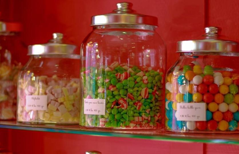 Bonbons d'antan ANTONY MILAN
