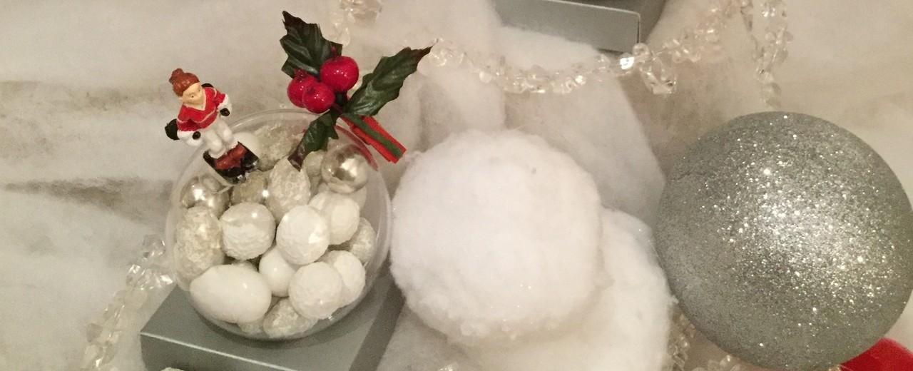 Boule karamelo Noel 2016