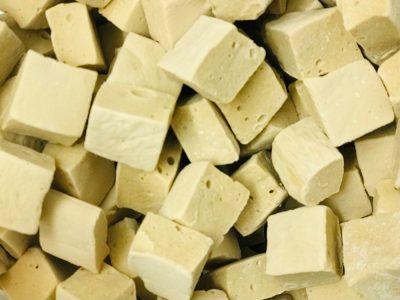 Pates vanillées