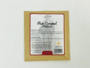 FLAN Caramel naturel