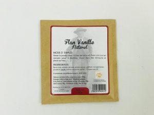 Flan Vanille naturel