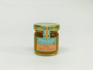 Mini confiture délice abricot calisson