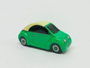 Mini voiture Bubble vert