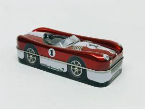 Racing car rouge métalisé