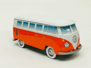 Van orange